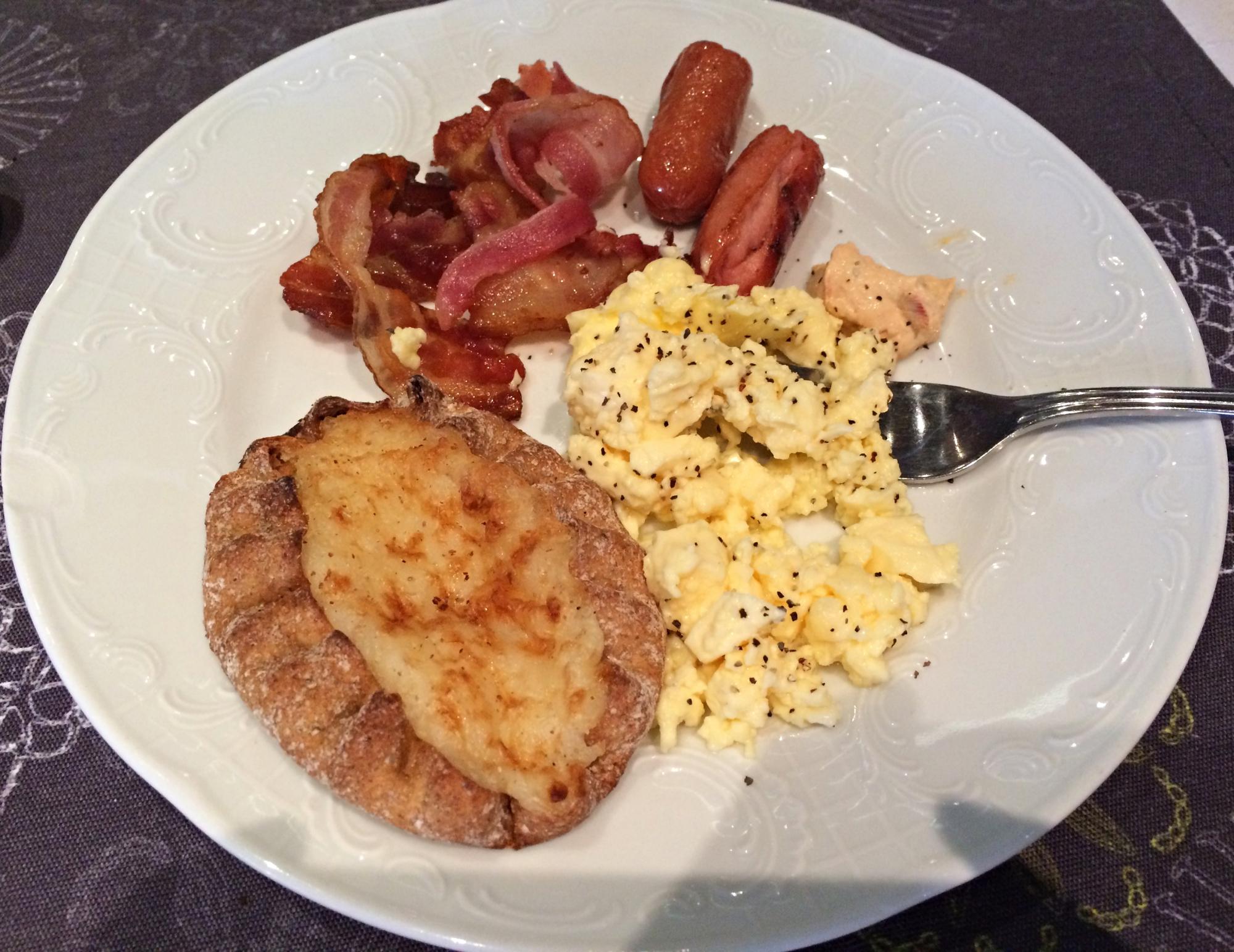 Breakfast Sokos Hotel Presidentti