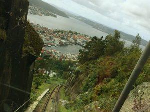 Floibanen Bergen Ride