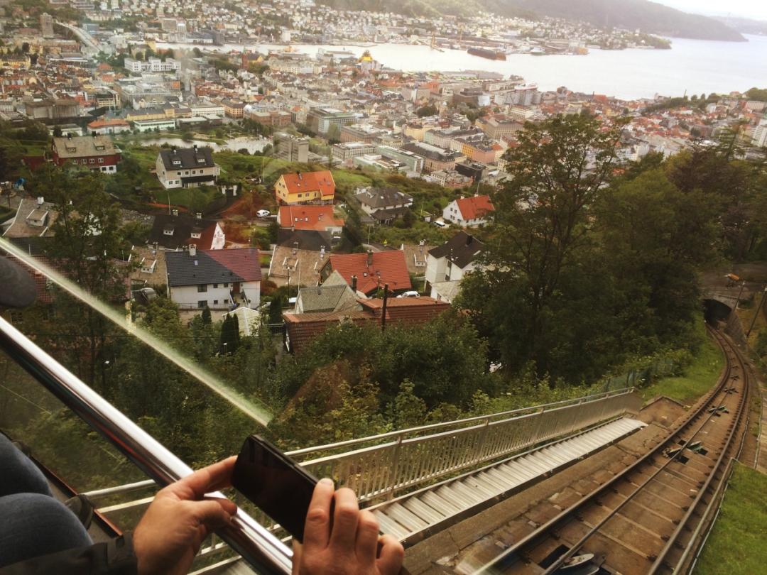 Floibanen Bergen4