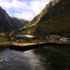 Gudvangen Cruise View