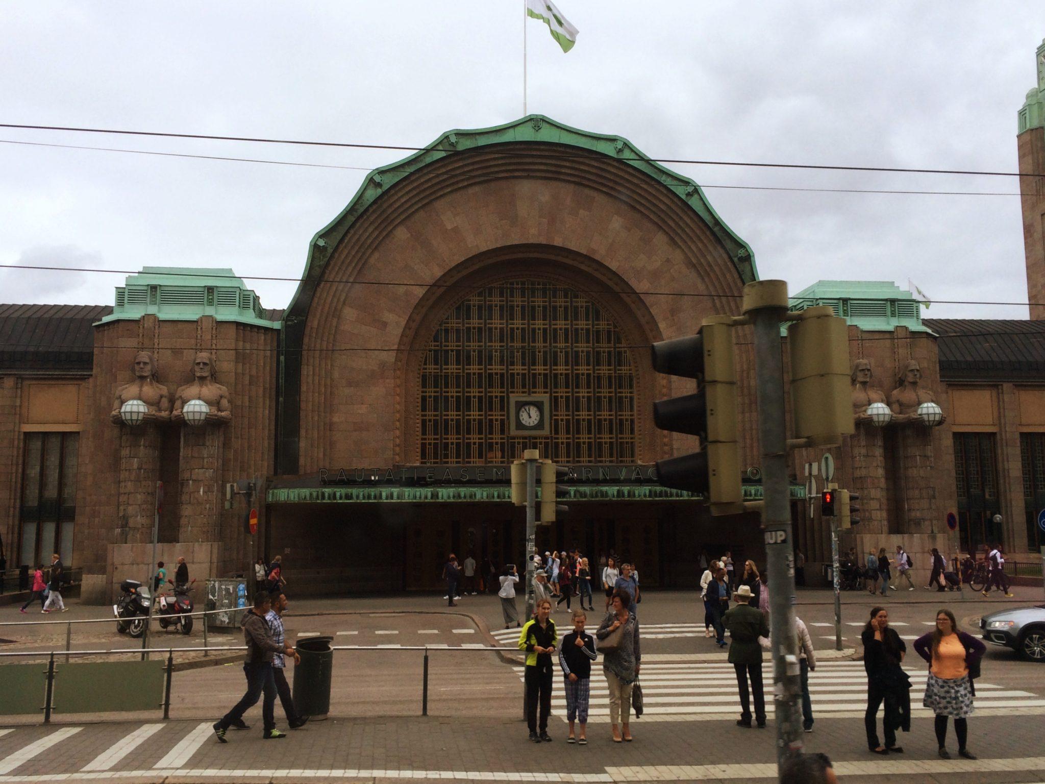 Helsinki Central Railway
