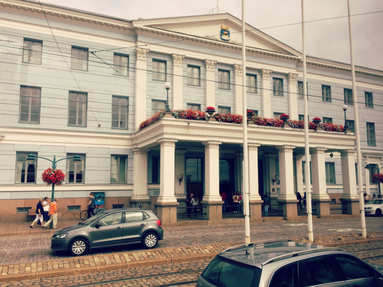 Helsinki Presidential Palace