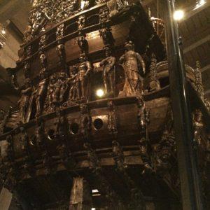 Vasa Ship Exteriors