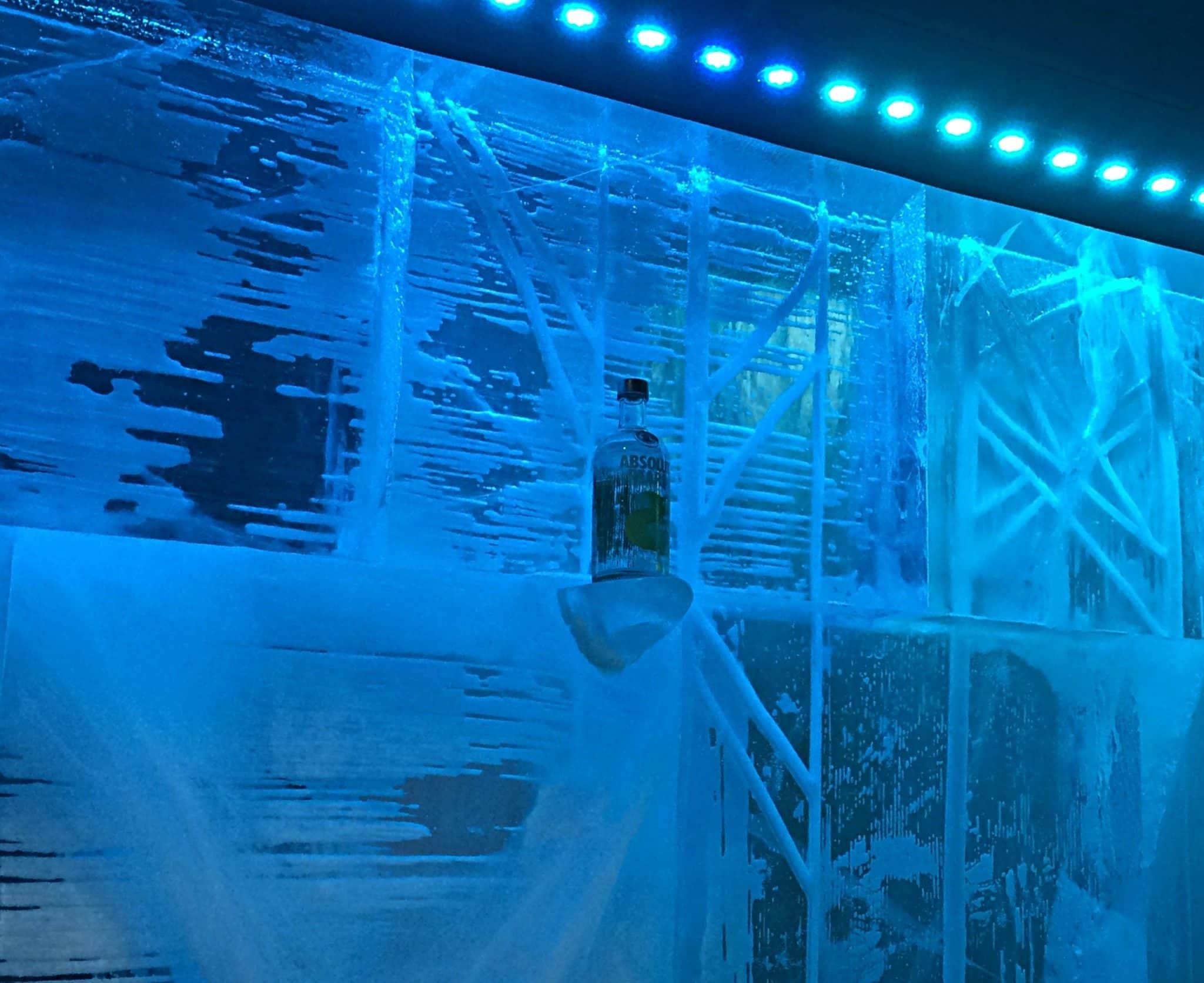 Absolut Ice Bar