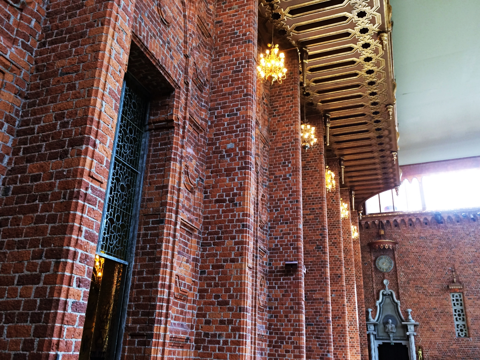 Stockholm City Hall First Floor