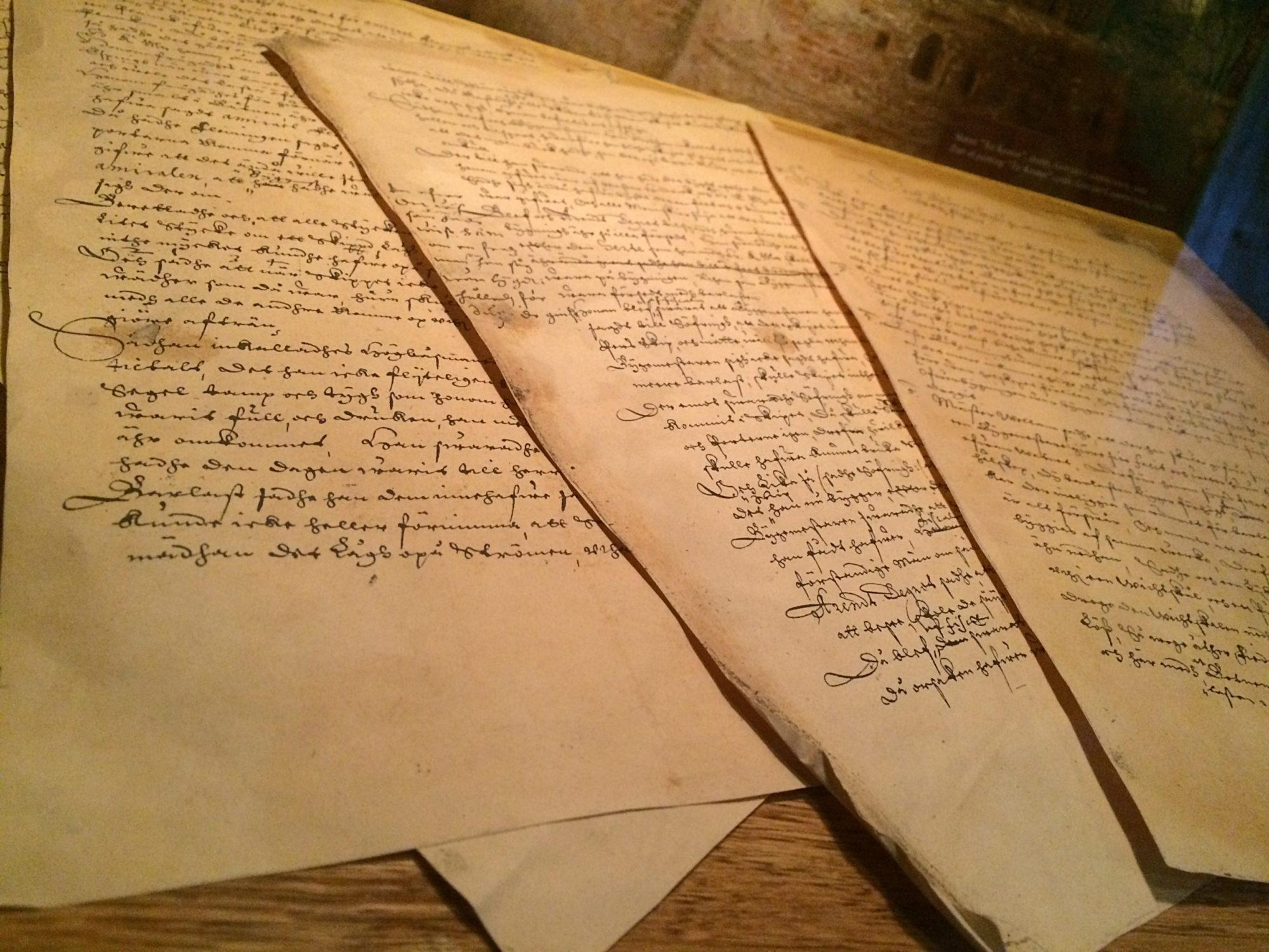 Vasa Museum Recovered Letters