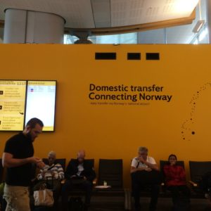 Oslo Airport Domestic Transfer