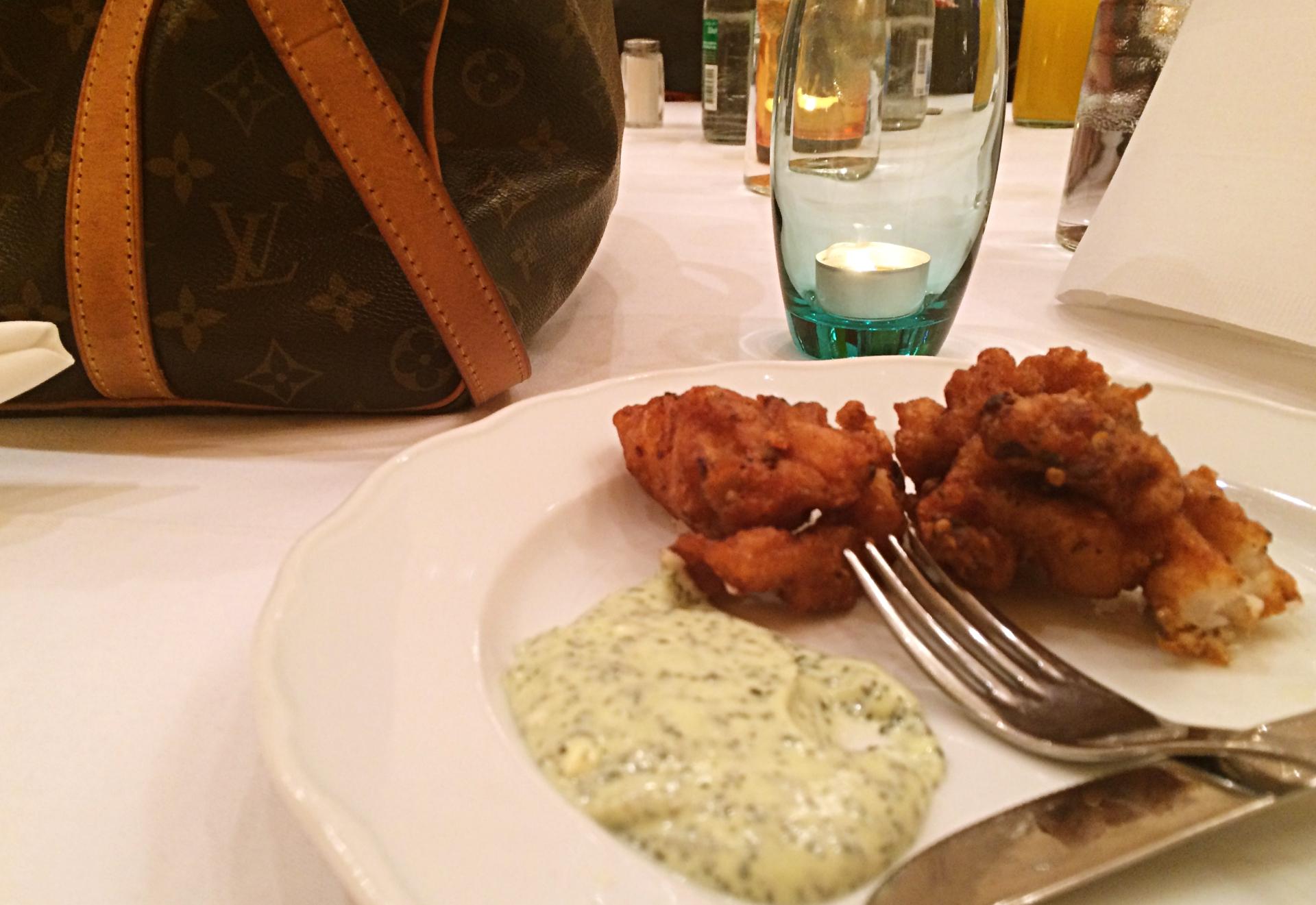 Scandic Dinner Stockholm