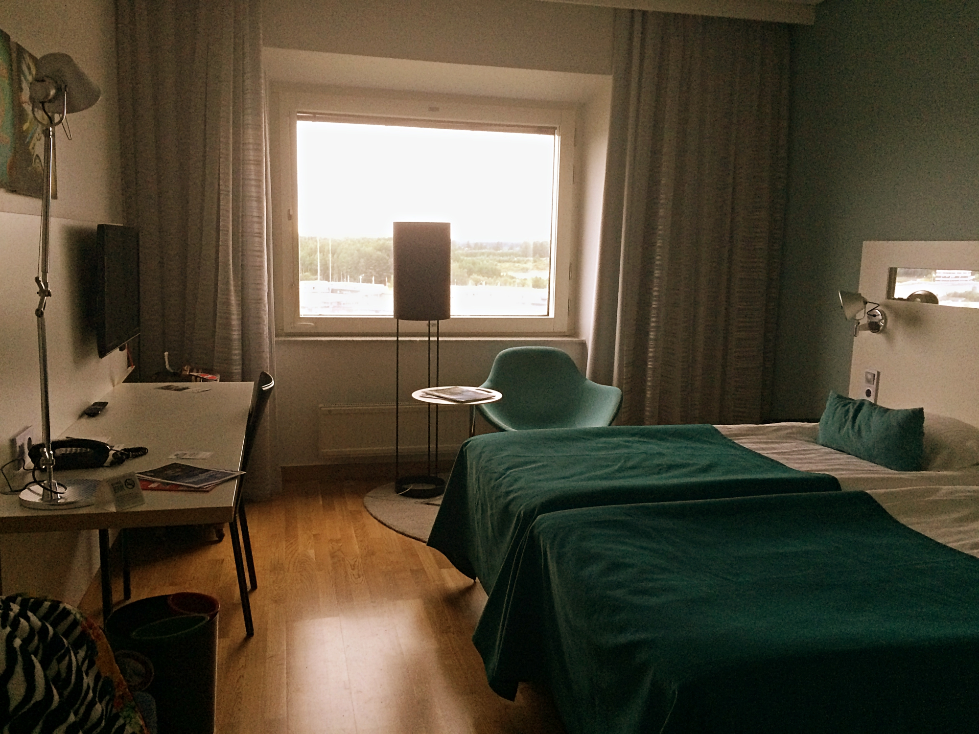 Scandic Infra City Room