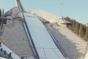 Ski-Jump-Holmenkollen