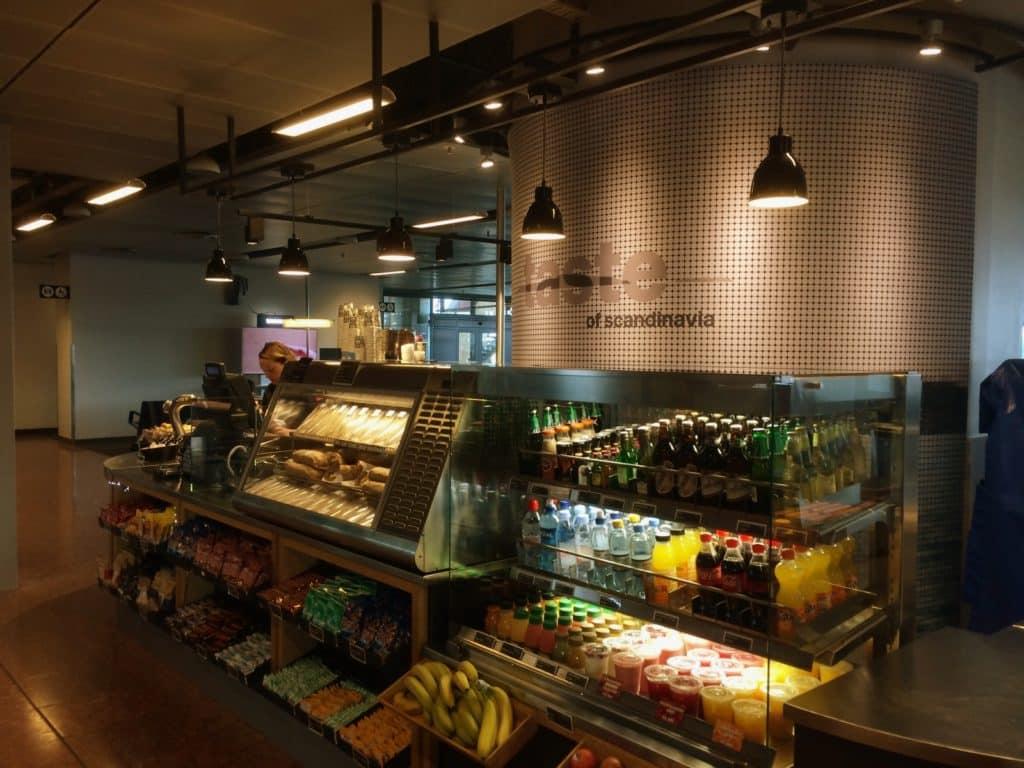 Arlanda Sky City Food