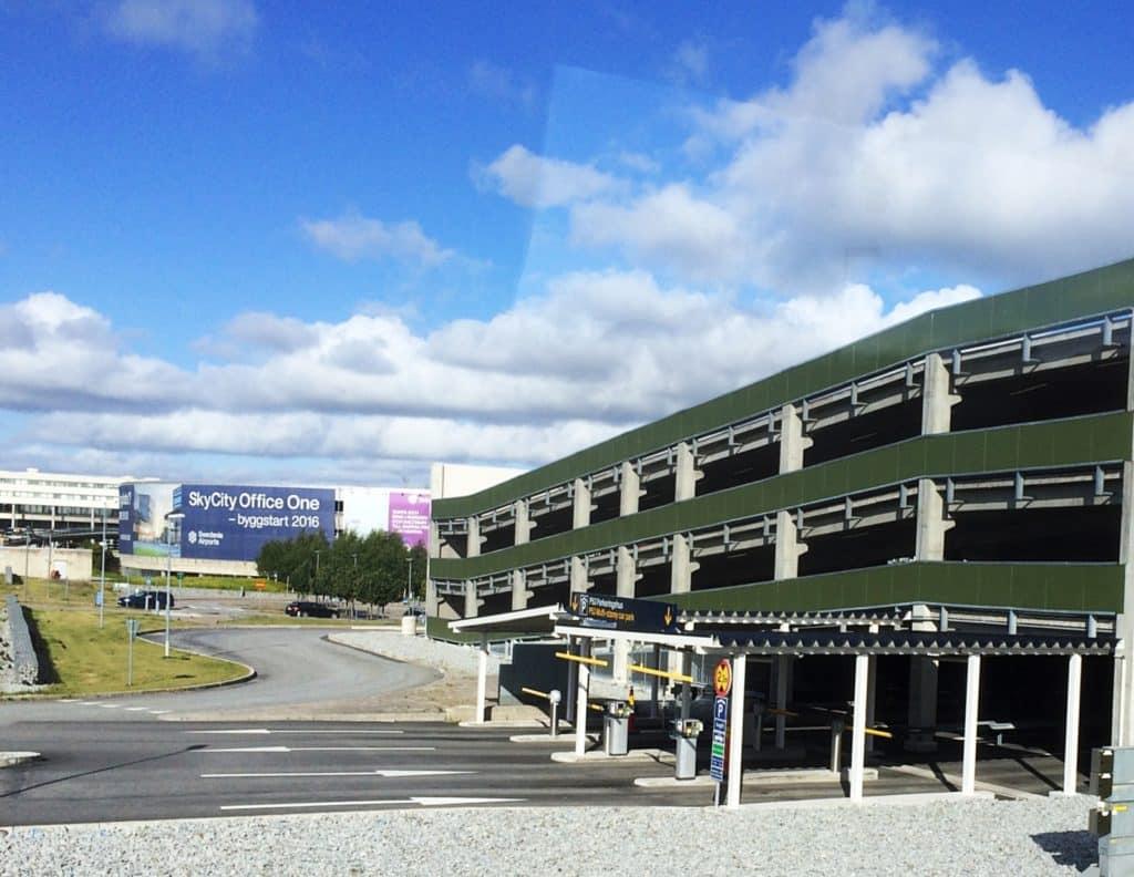 Arlanda Sky City