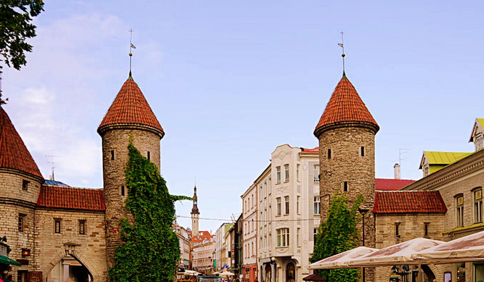 Estonia Tallinn Europe
