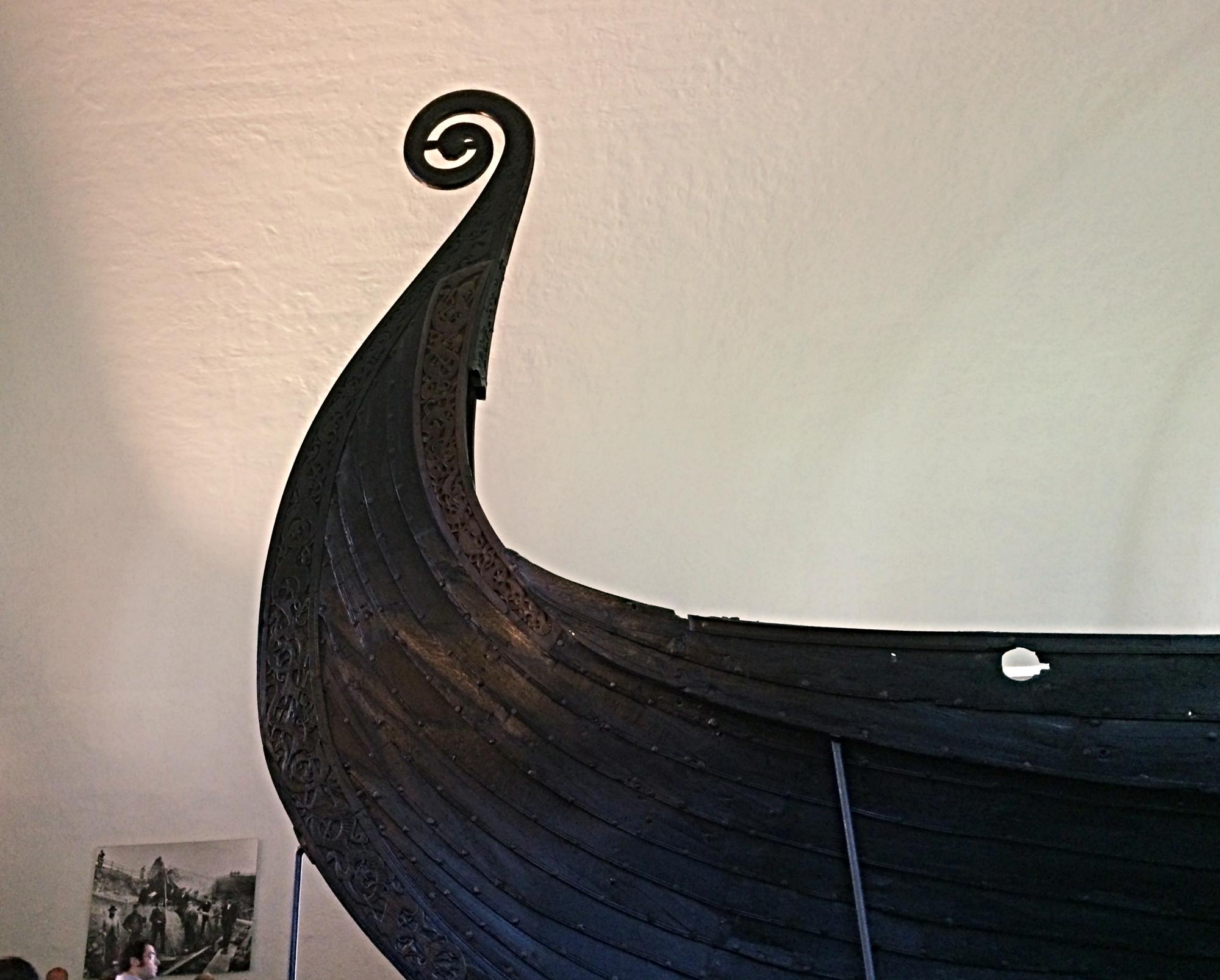Osteborg Viking Ship
