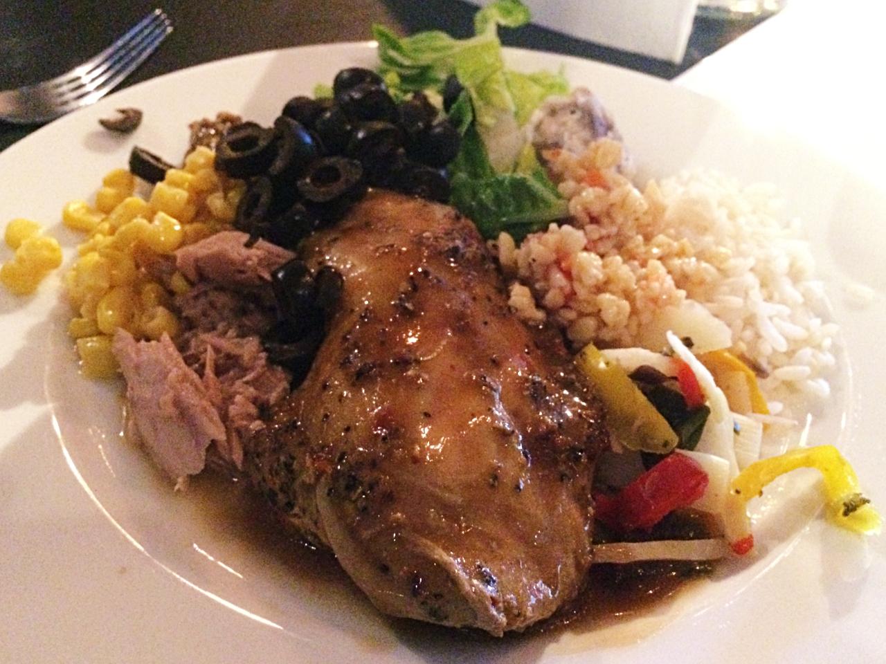Vestlia Resort Food