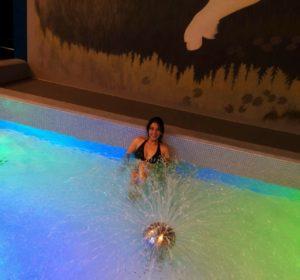 Vestlia Resort Hot Pool