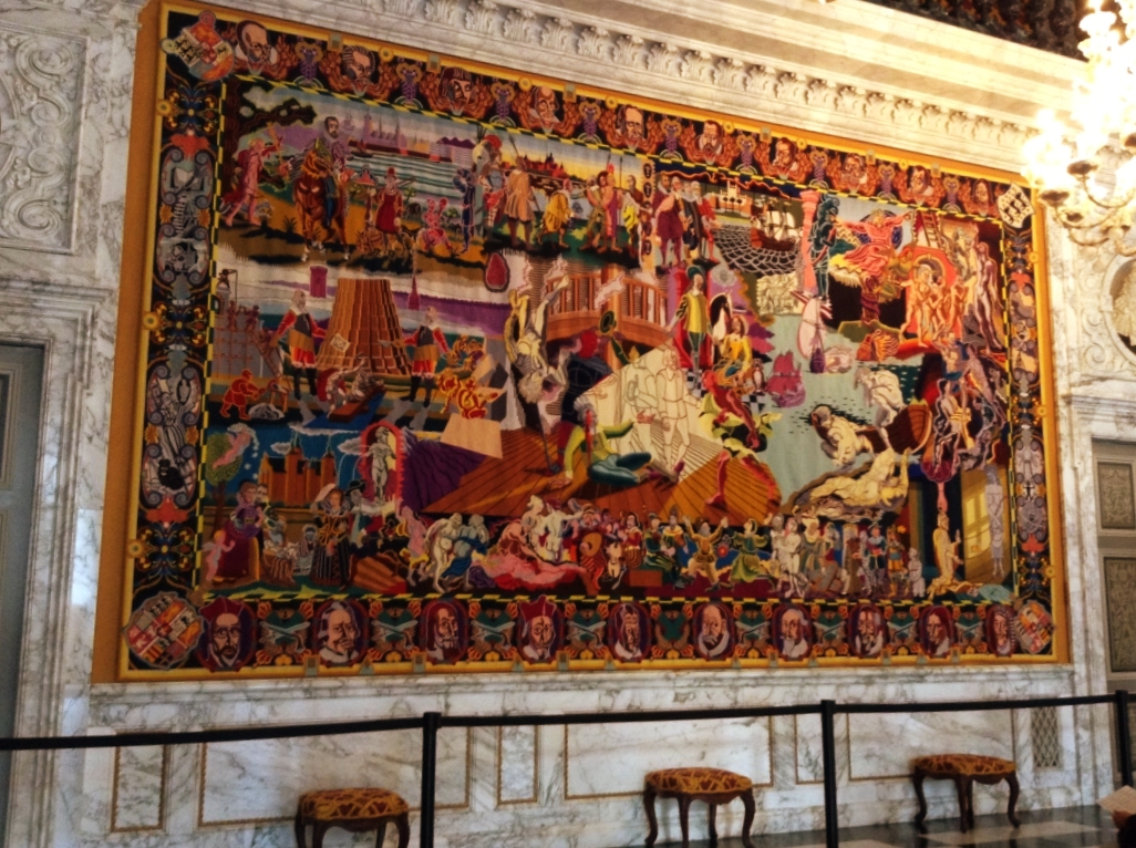 Christiansborg Palace Tapestries