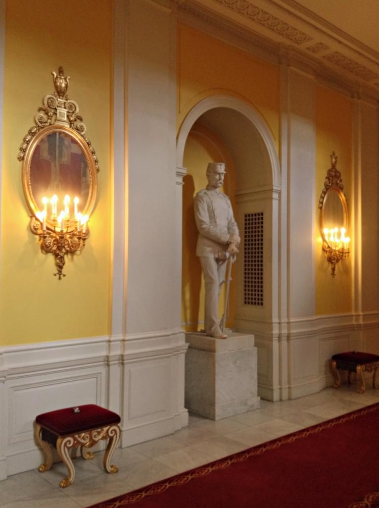 Christiansborg Palace Sculptures