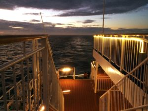 DFDS Pearl Seaways Deck 10