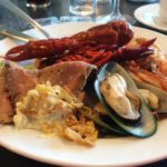 DFDS Lavish Oyster Dinner