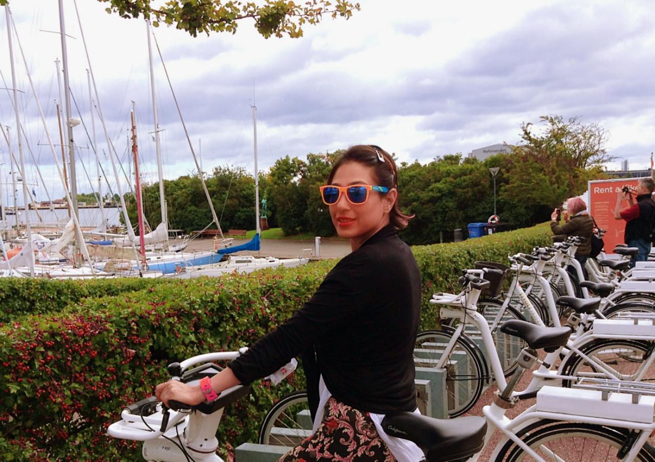 Cycling in Denmark