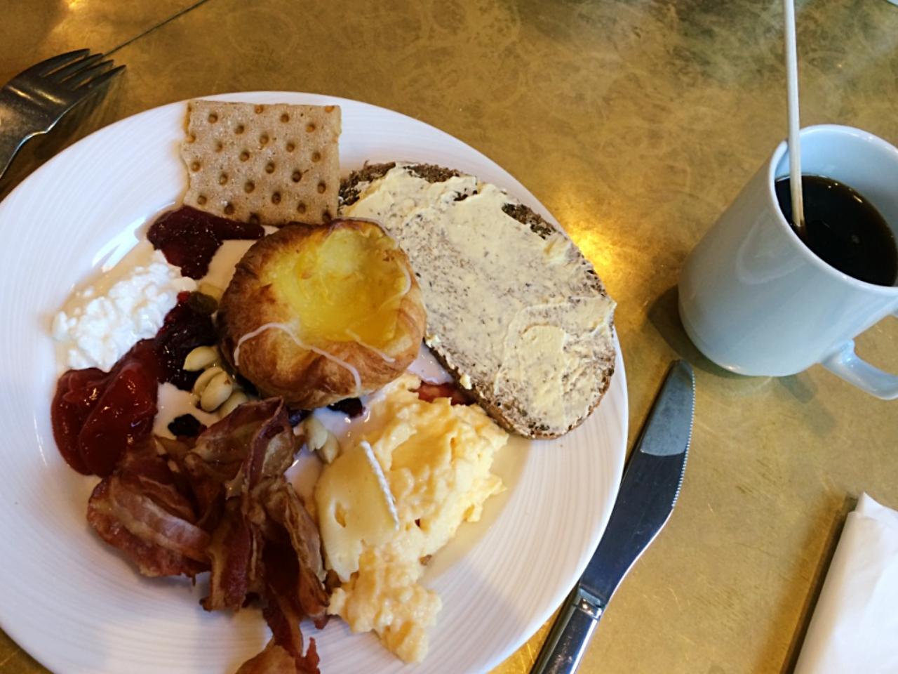 Scandic Sydhavnen Breakfast
