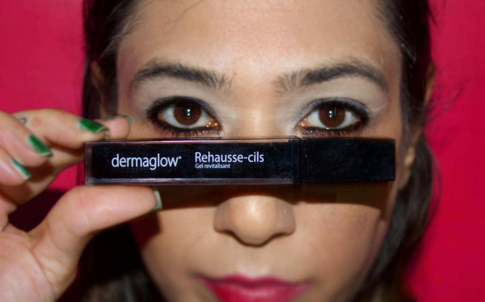 DermaGlow Lash Enhancing Serum