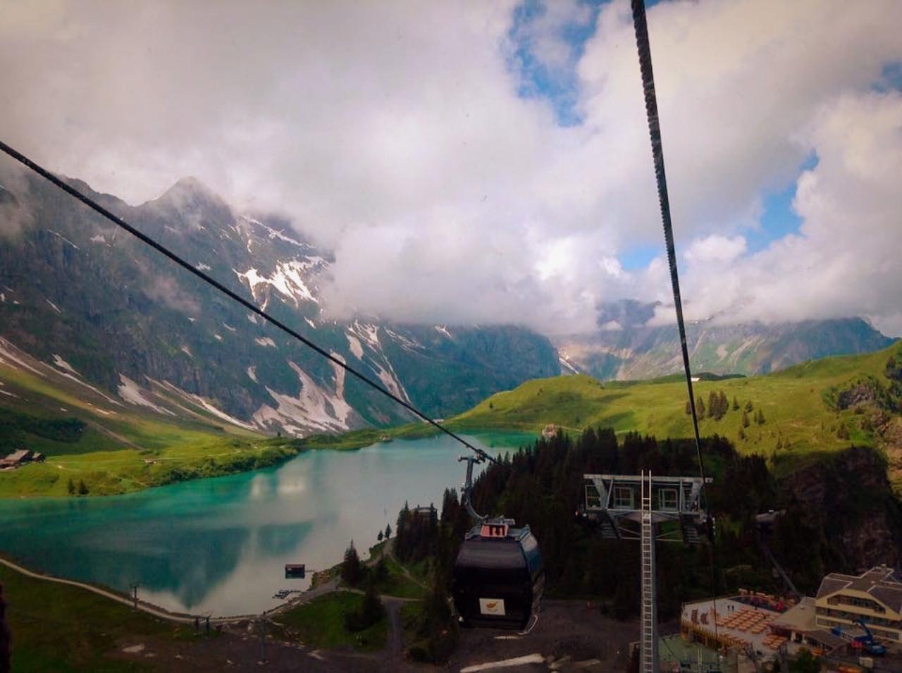 Switzerland Lake view