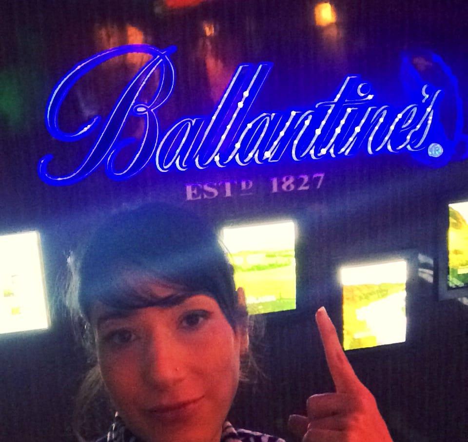 Ballentine Vir Das Event