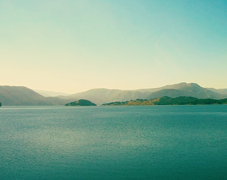 Umiam Lake evening