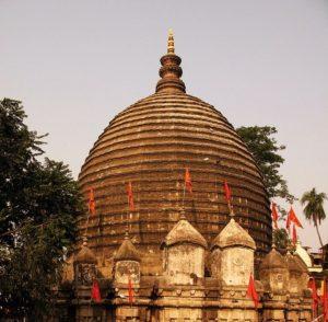Kamakhya Mandir Dome