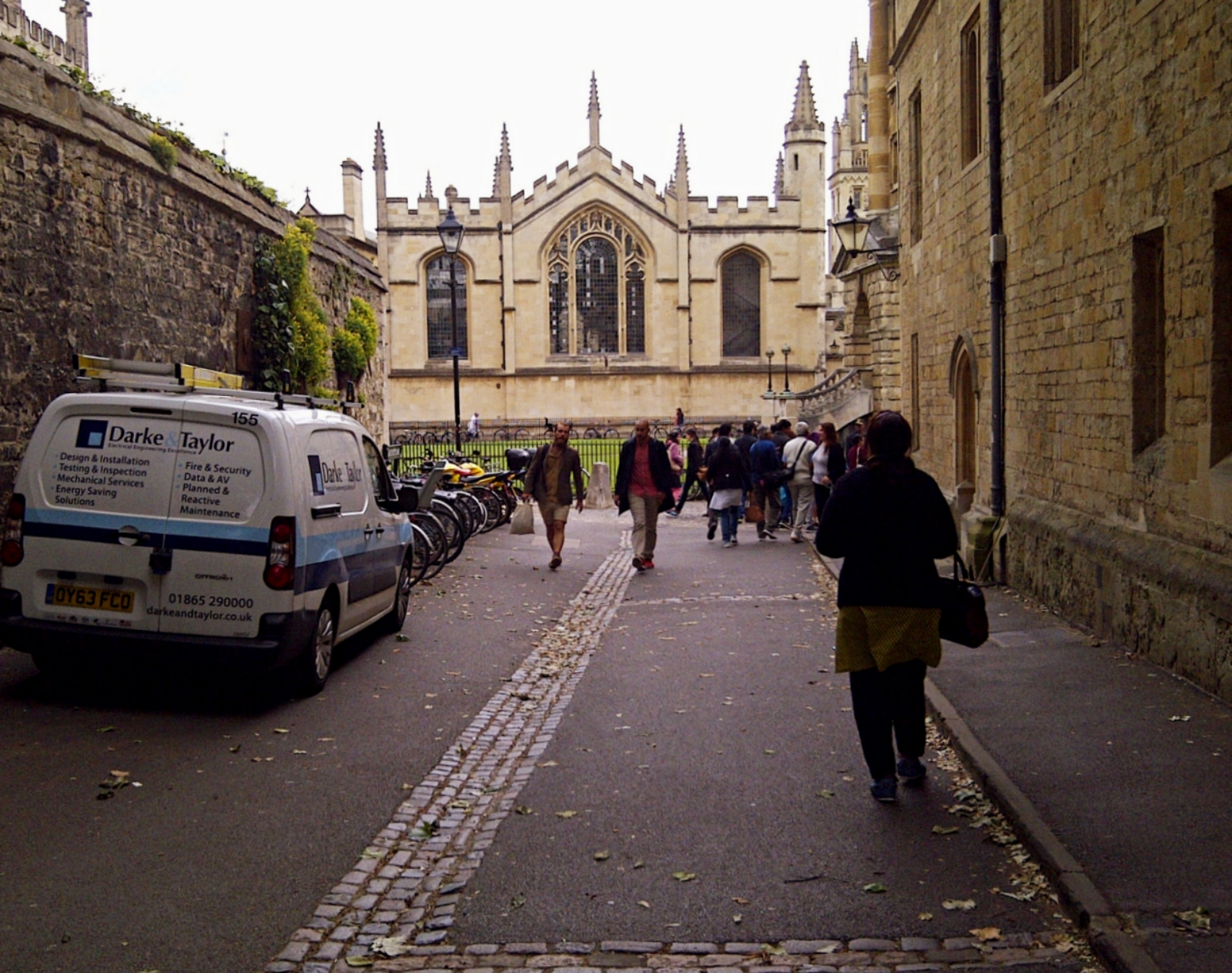Oxford University London Brasonese College