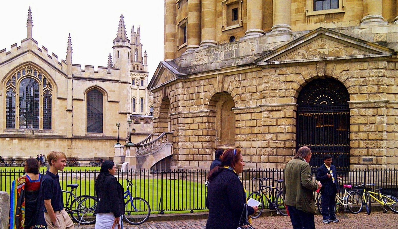 Oxford University London