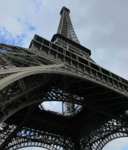 Bronze Eiffel Tower Paris