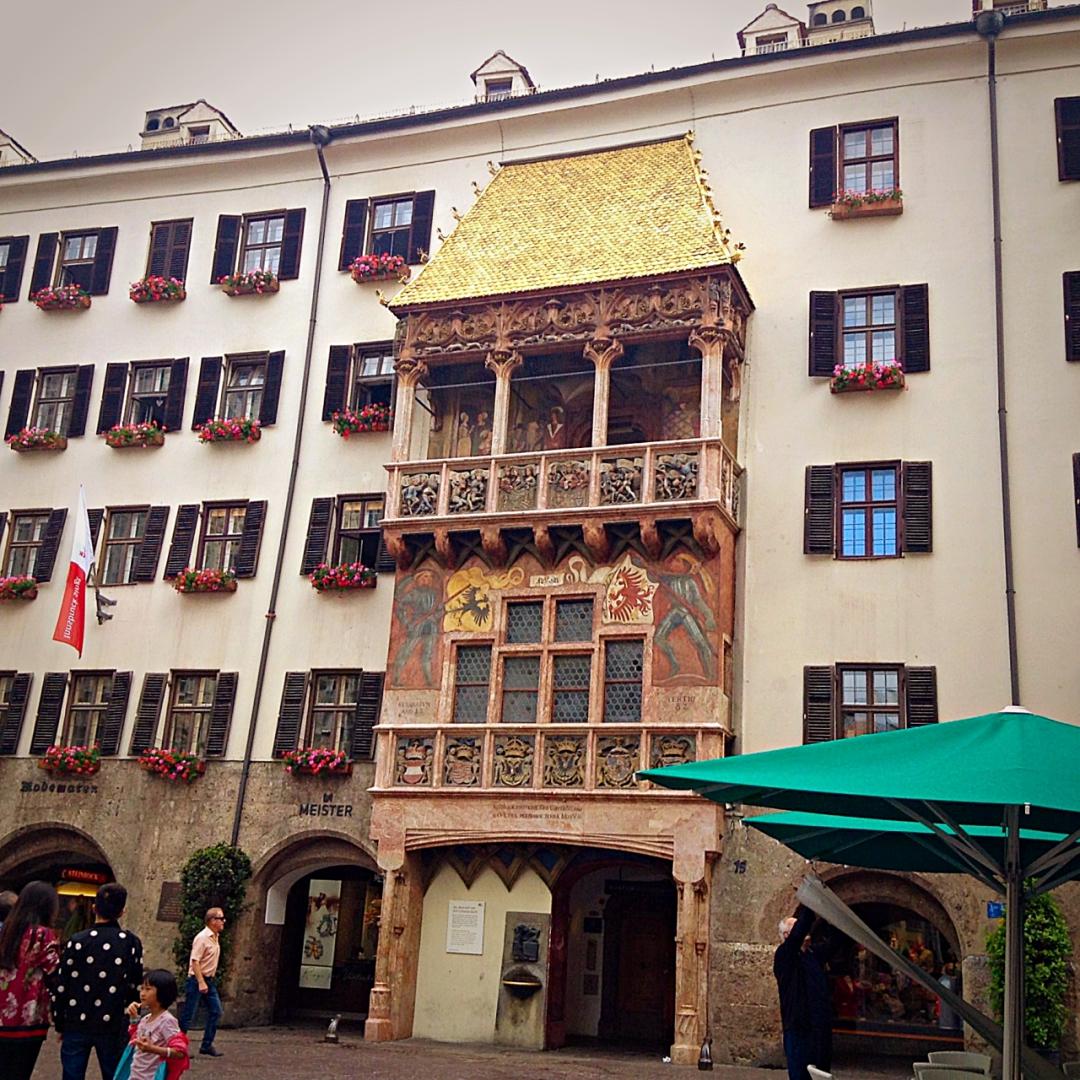 Austria Golden Roof