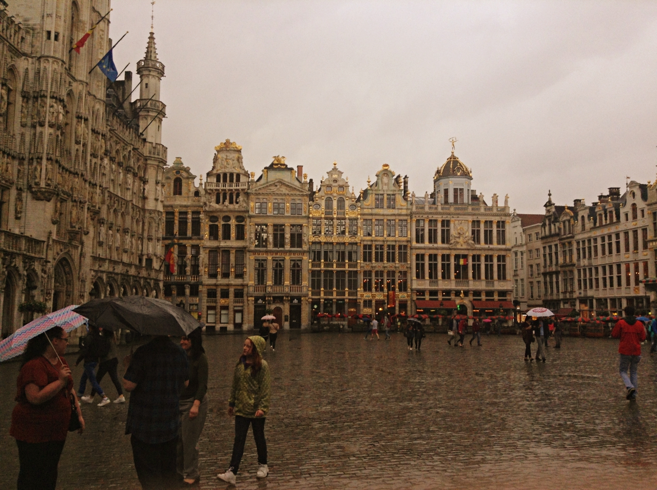 Brussels Grand Place2