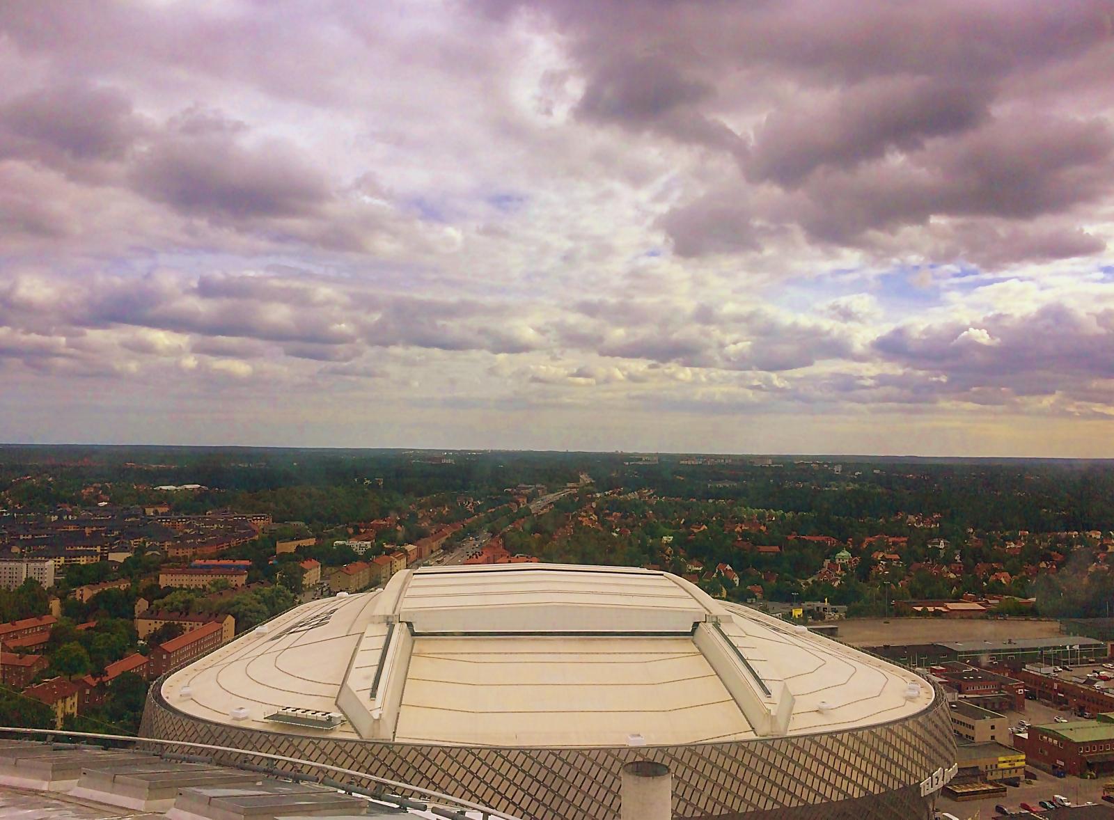 Ericsson Globe Arena Top