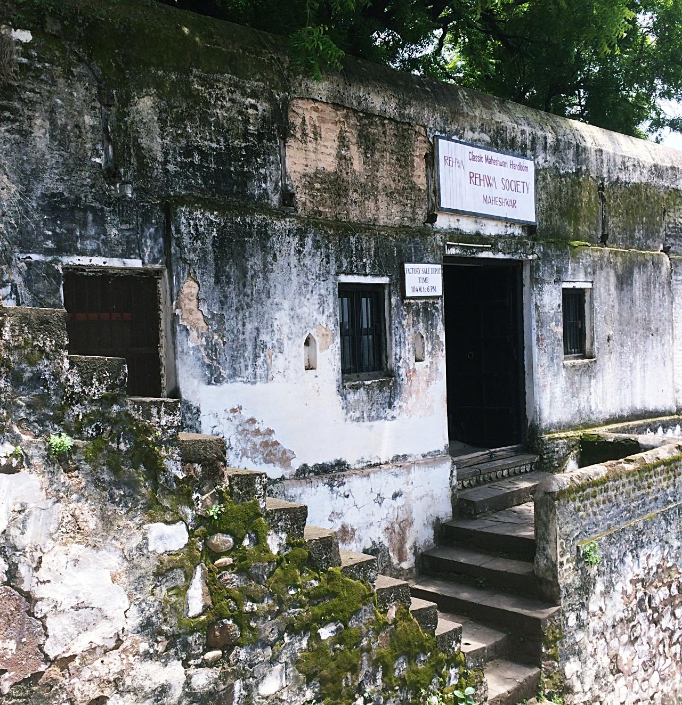 Maheshwar Rehwa Handloom Factory