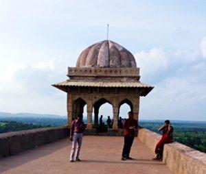 Rani Roopmati Mahal in Mandav