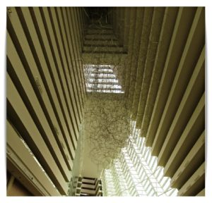 Marina Bay Sands Ceiling