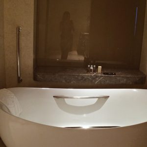 Taj Junior Suite Bathtub