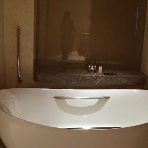 Taj Junior Suite Bathtub