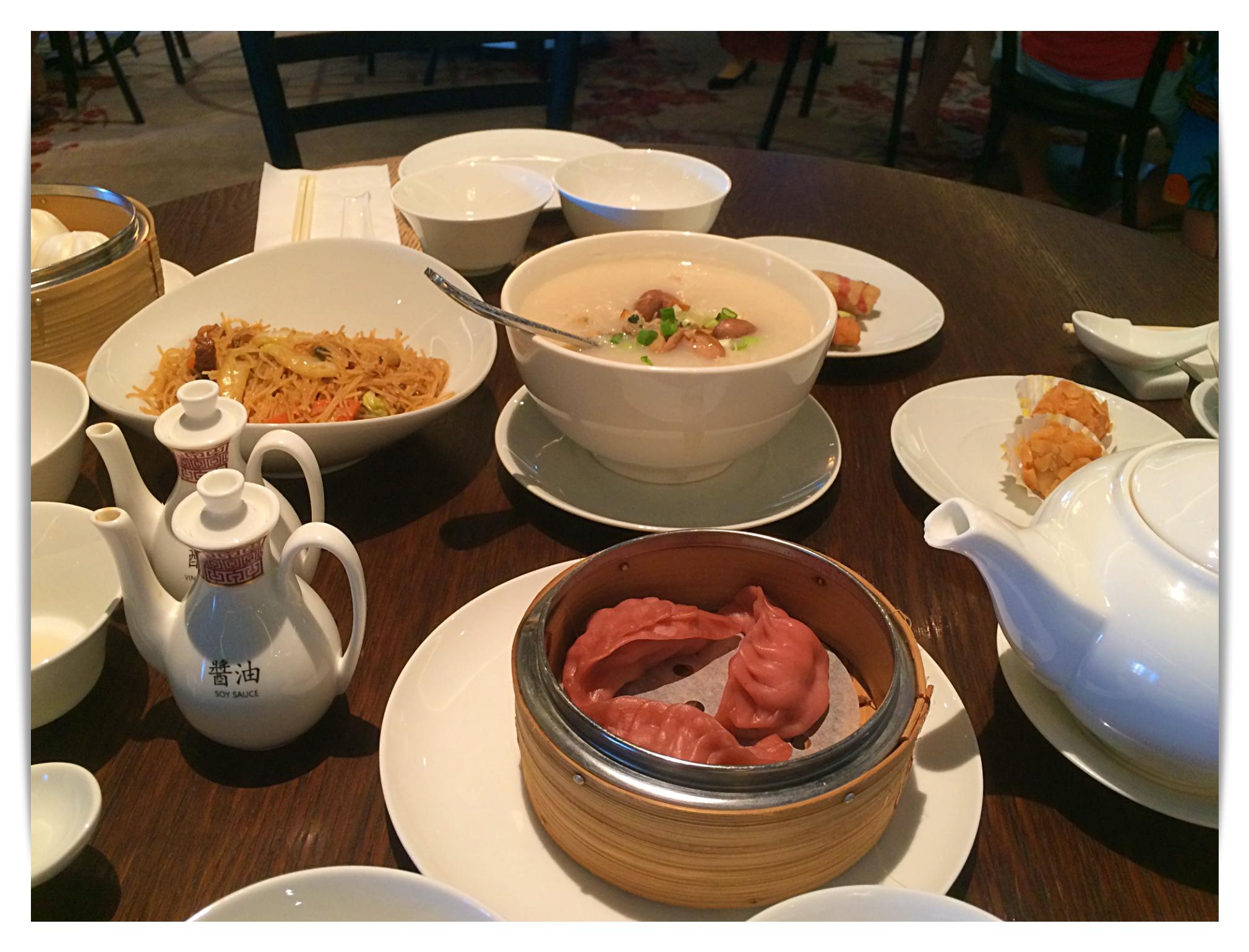 Asian Breakfast Dream Dining Room