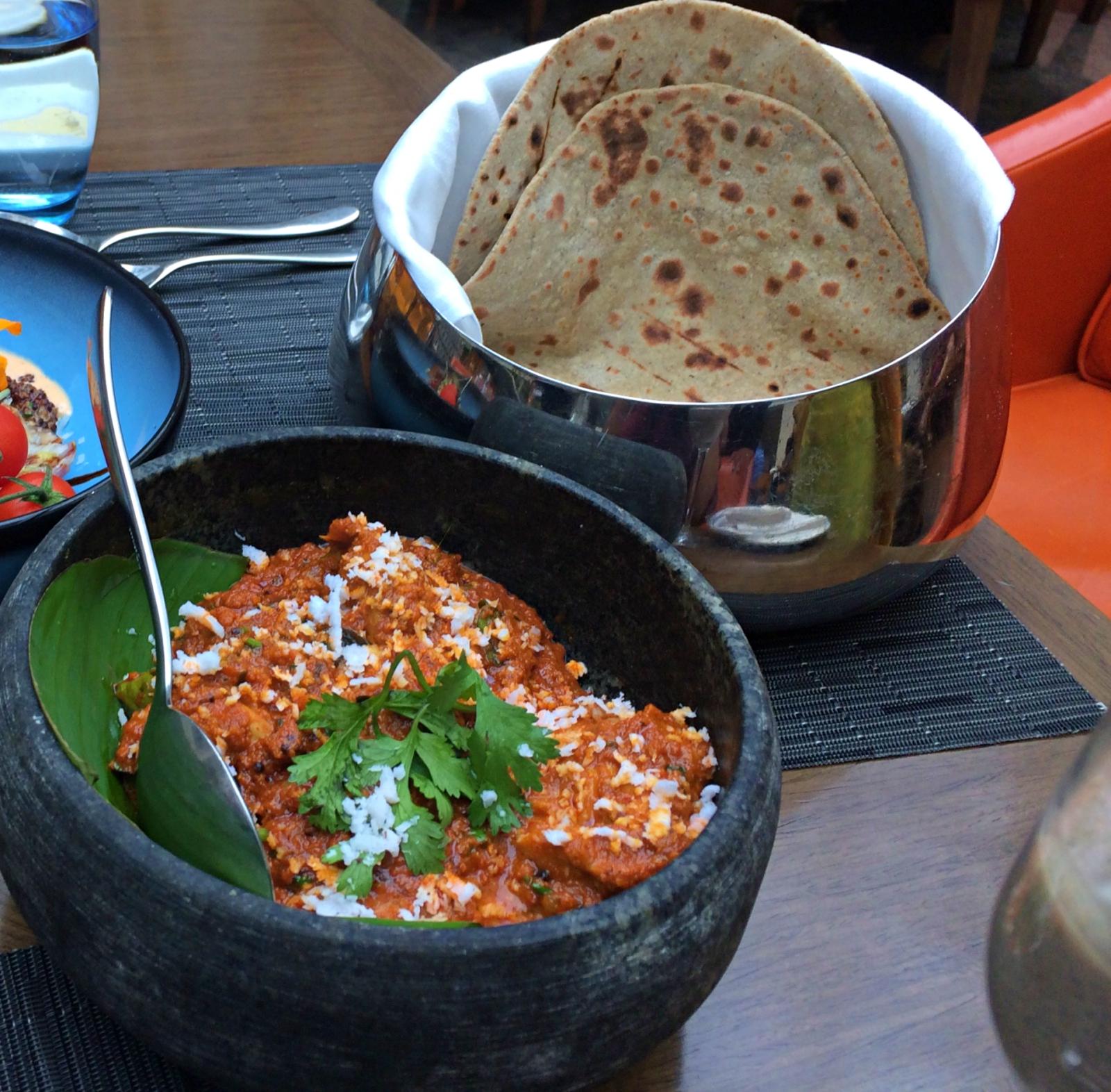 Chicken Sukka Tiqri