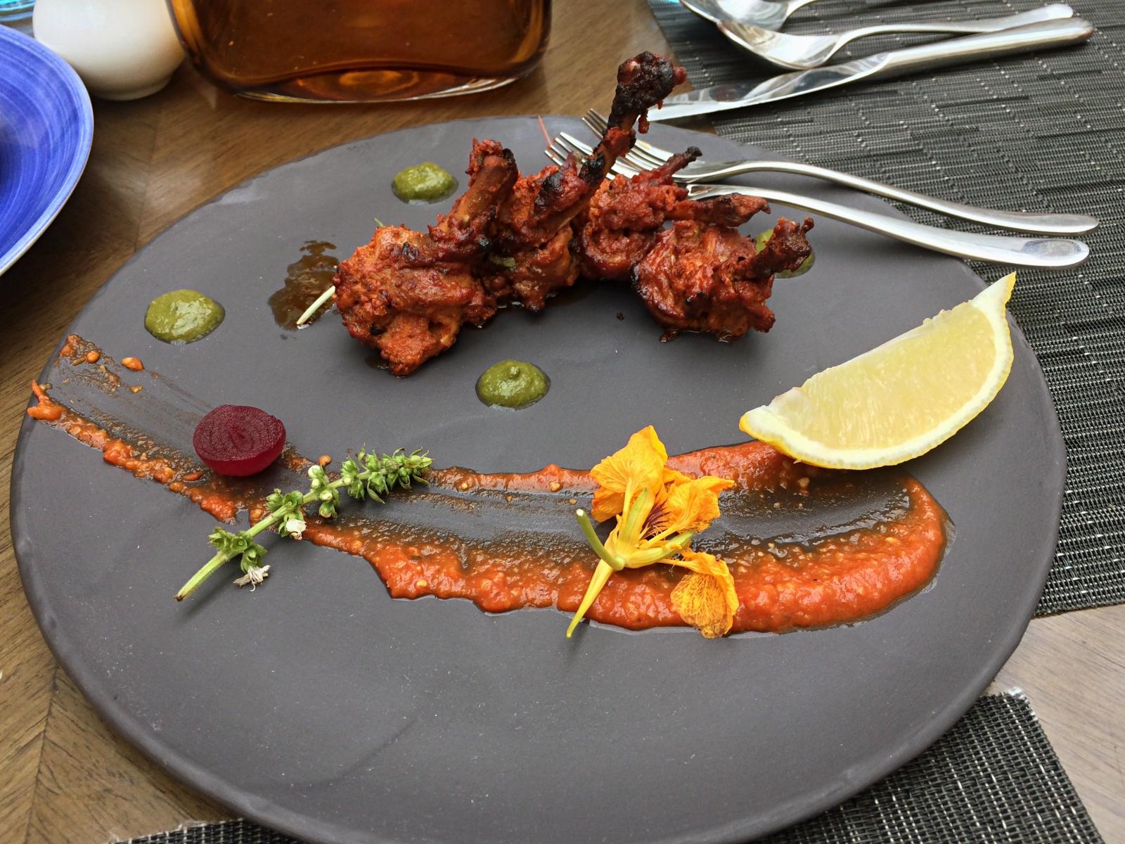 Chicken Tandoori Lollipop