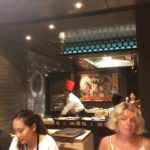 Dining with Celebs at Umi Uma