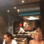 Dining with Celebs at Umi Uma