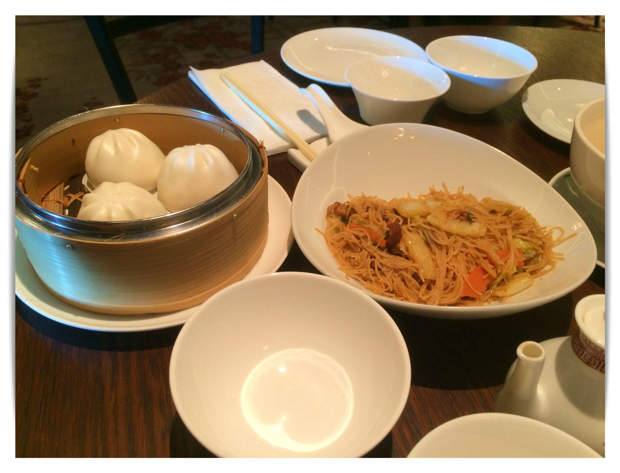 Dream Dining Room Asian Breakfast