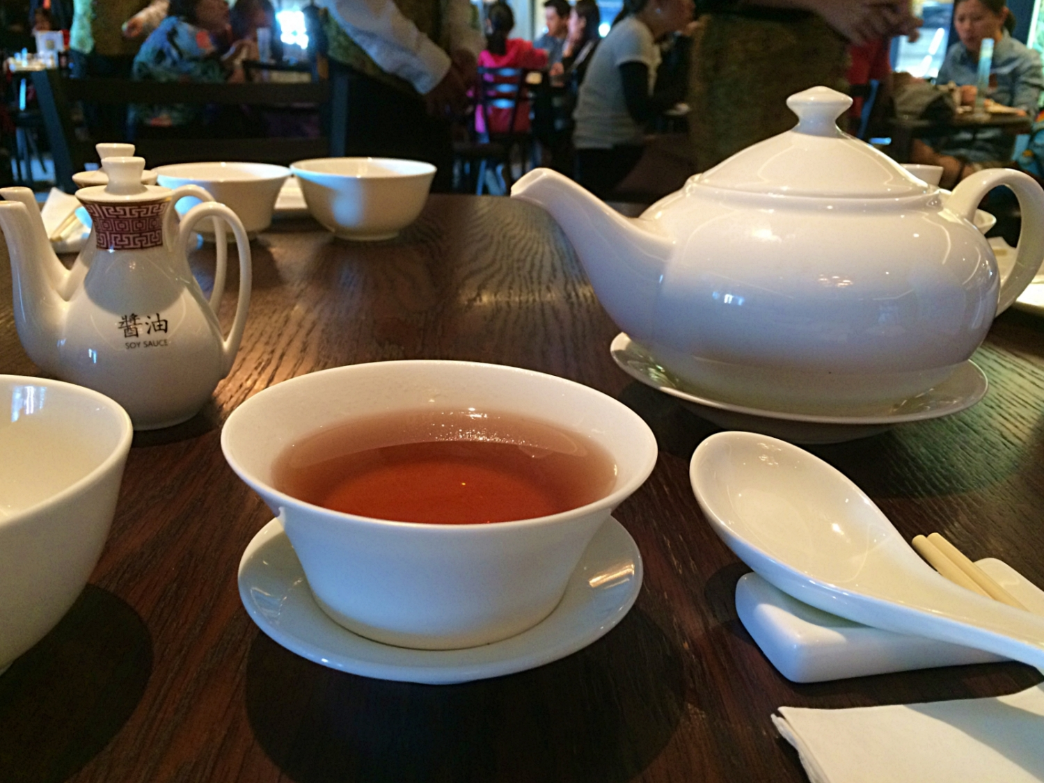 Dream Dining ChineseTea