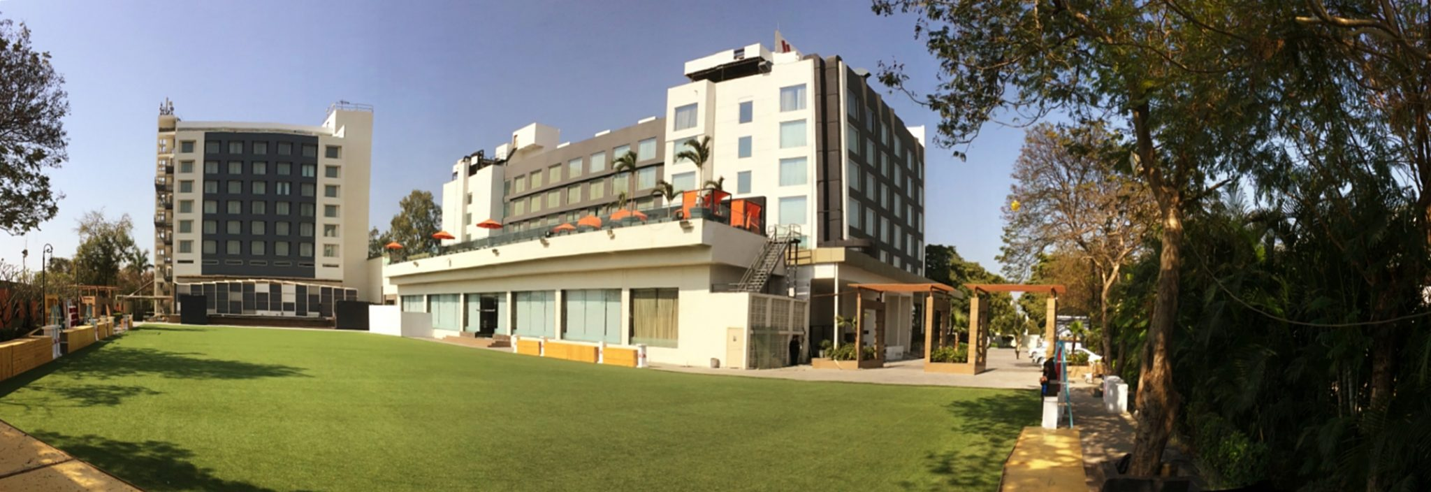 Indore Marriott Tower I & II